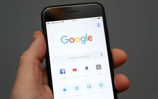 Google Search mobile-first indexing. It will be default by this September